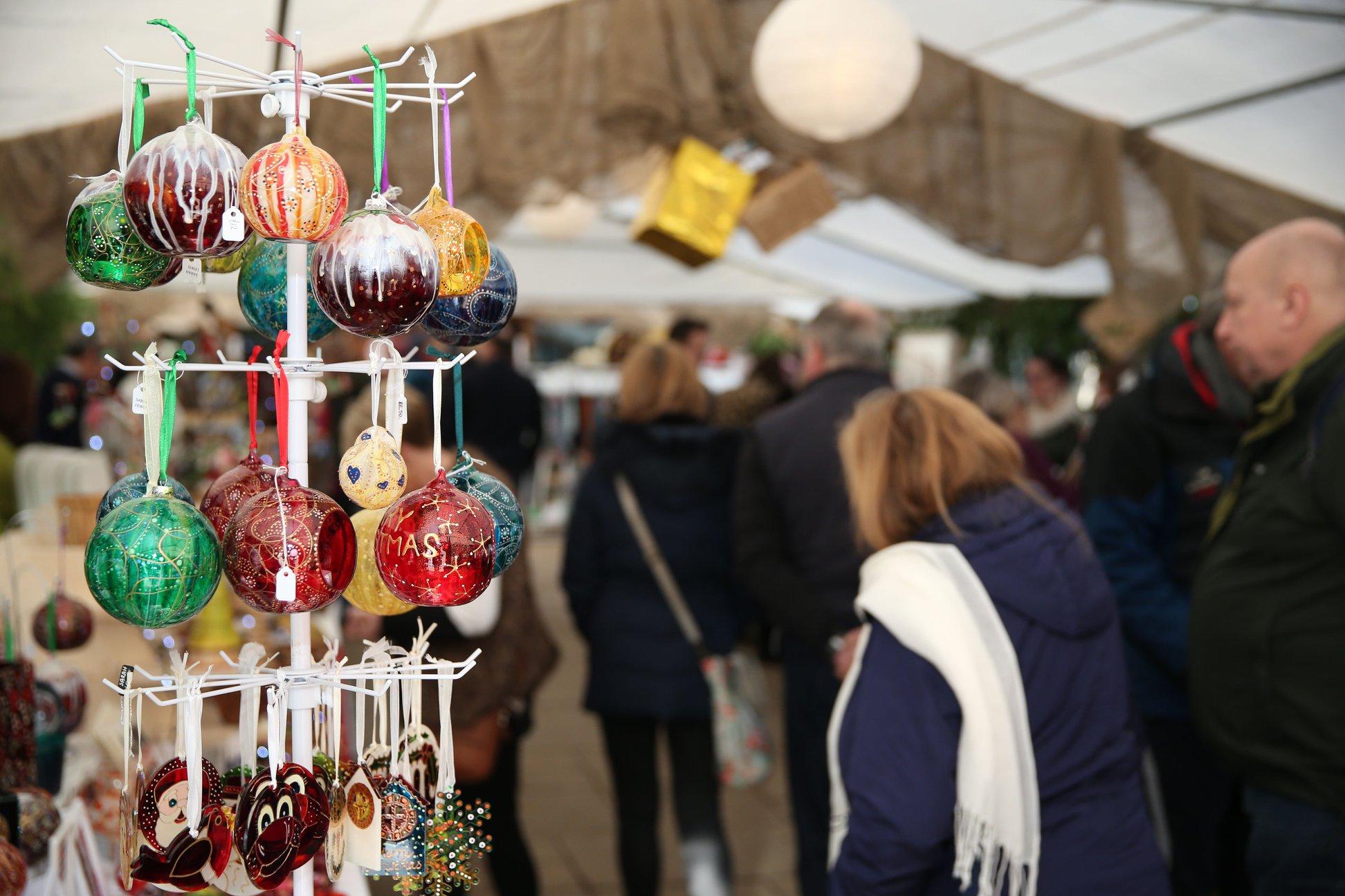 Christmas Market 27th & 28th Nov